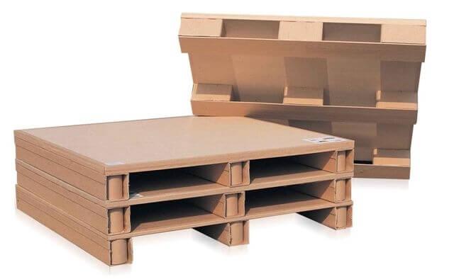 технические характеристики картонных палет