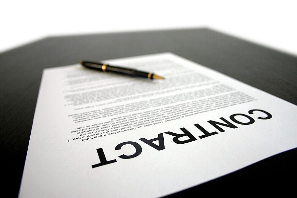 внешнеторговый контракт